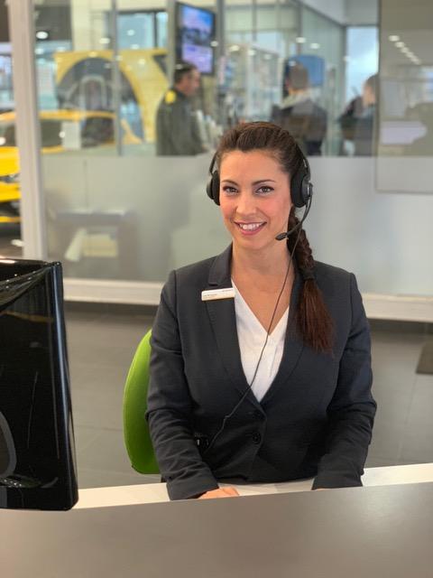 Operador - Atención al cliente