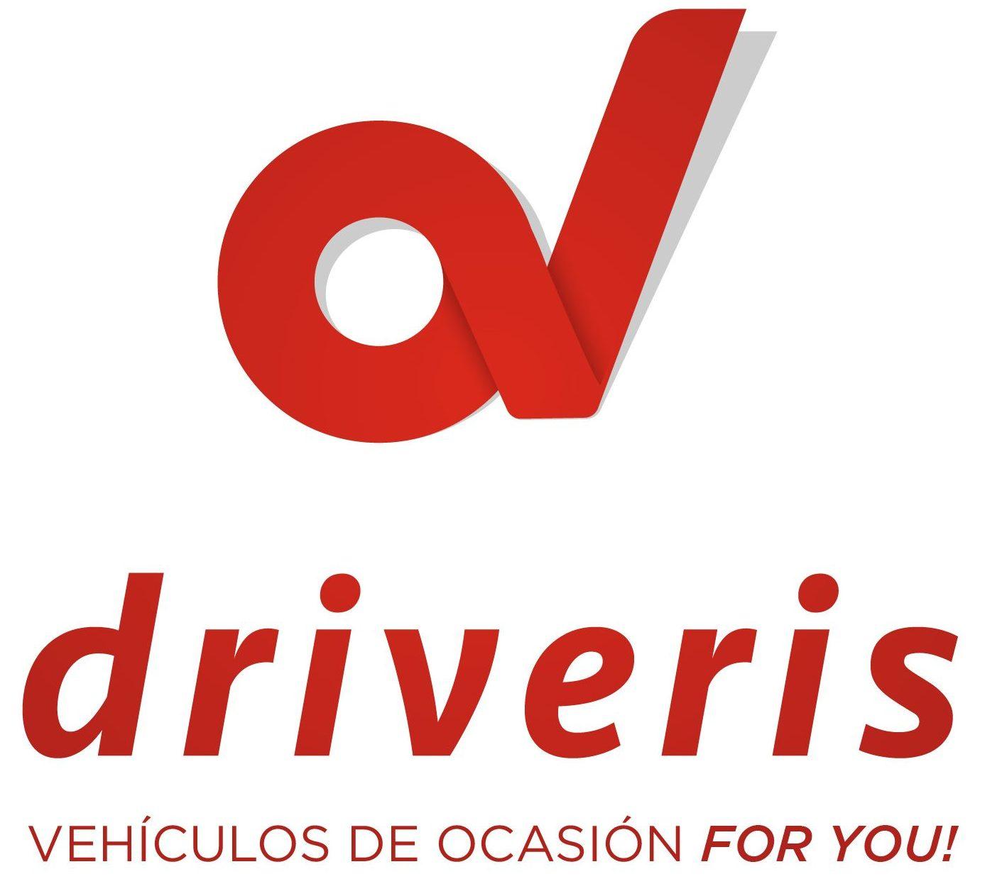 Logotipo - Líder en vehículos de ocasión en Andalucía - Driveris