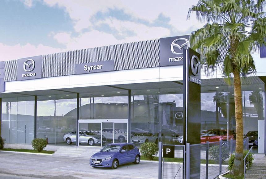 Concesionario - Syrcar - Mazda