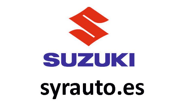 Logotipo - Syrauto - Suzuki