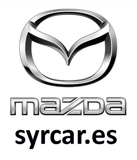 Logotipo - Syrcar - Mazda