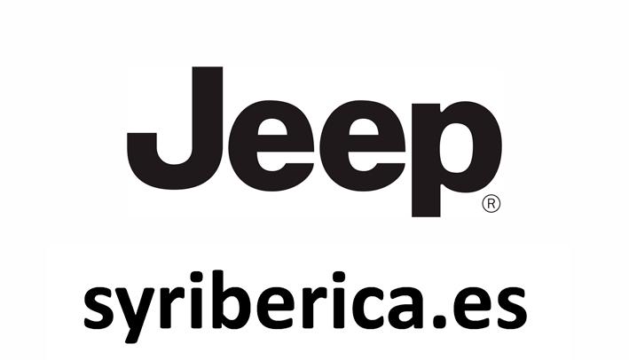 Logotipo - Syribérica - Jeep