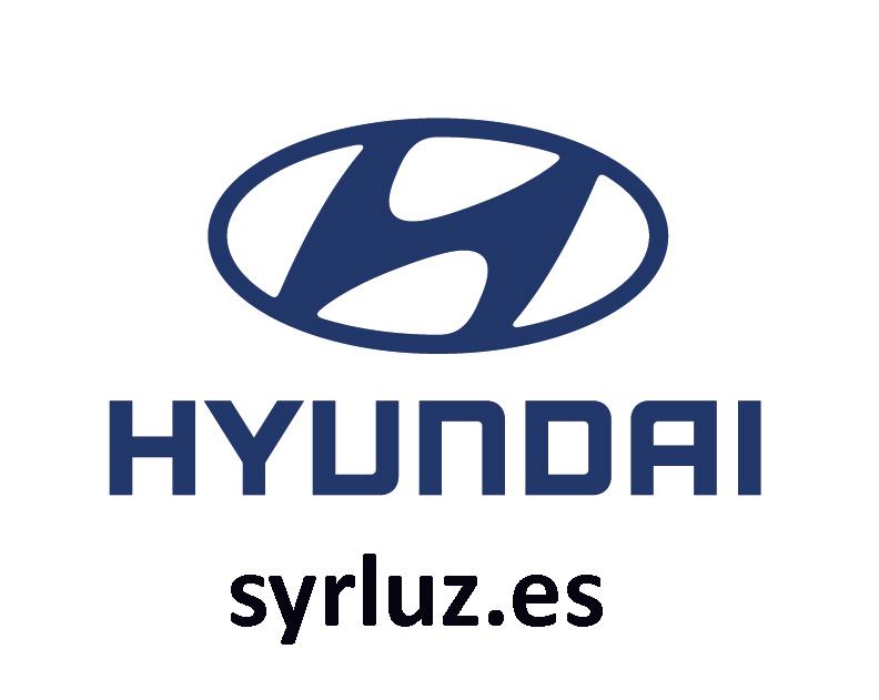 Logotipo - Syrluz - Hyundai