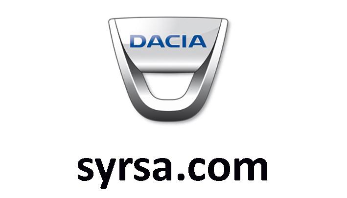 Logotipo - SYRSA Automoción - Dacia