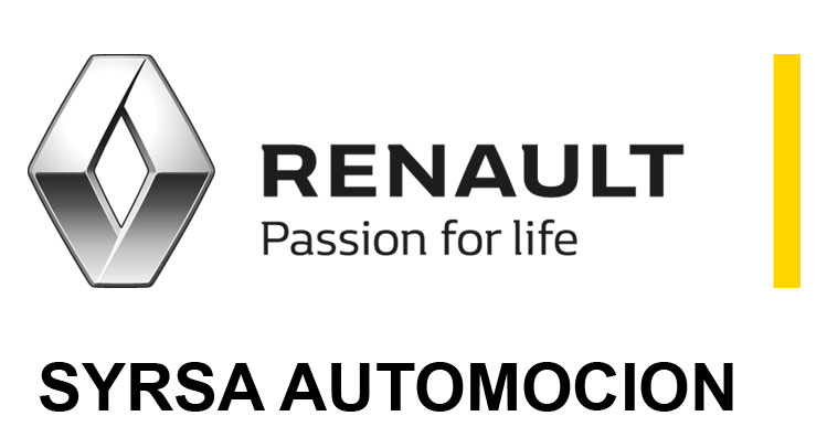 Logotipo - SYRSA Automoción - Renault