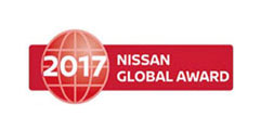 Icono - Premio Nissan 2017 Global Award
