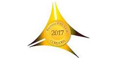 Icono - Premio Prever 2017en la categoría empresas e instituciones