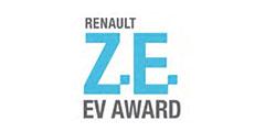 Icono - E.V. President's Awards, otorgado en 2015 y 2017 a Syrsa Automoción