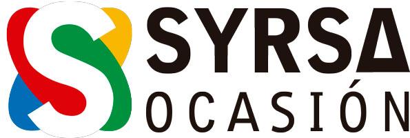 Logotipo - Las mejores ofertas en vehículos de ocasión - Syrsa ocasión