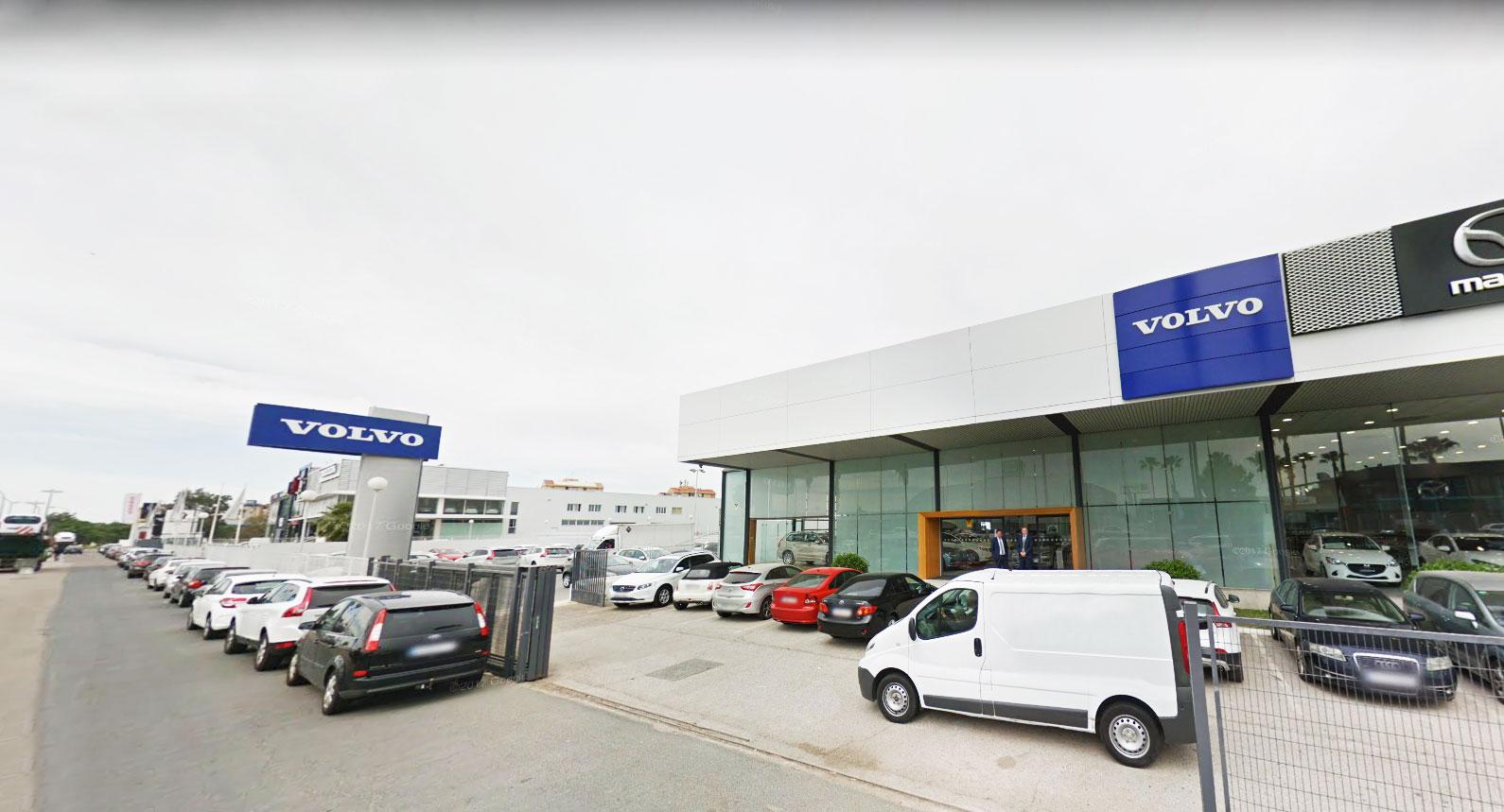 Concesionario - Turismos La Raza - Volvo